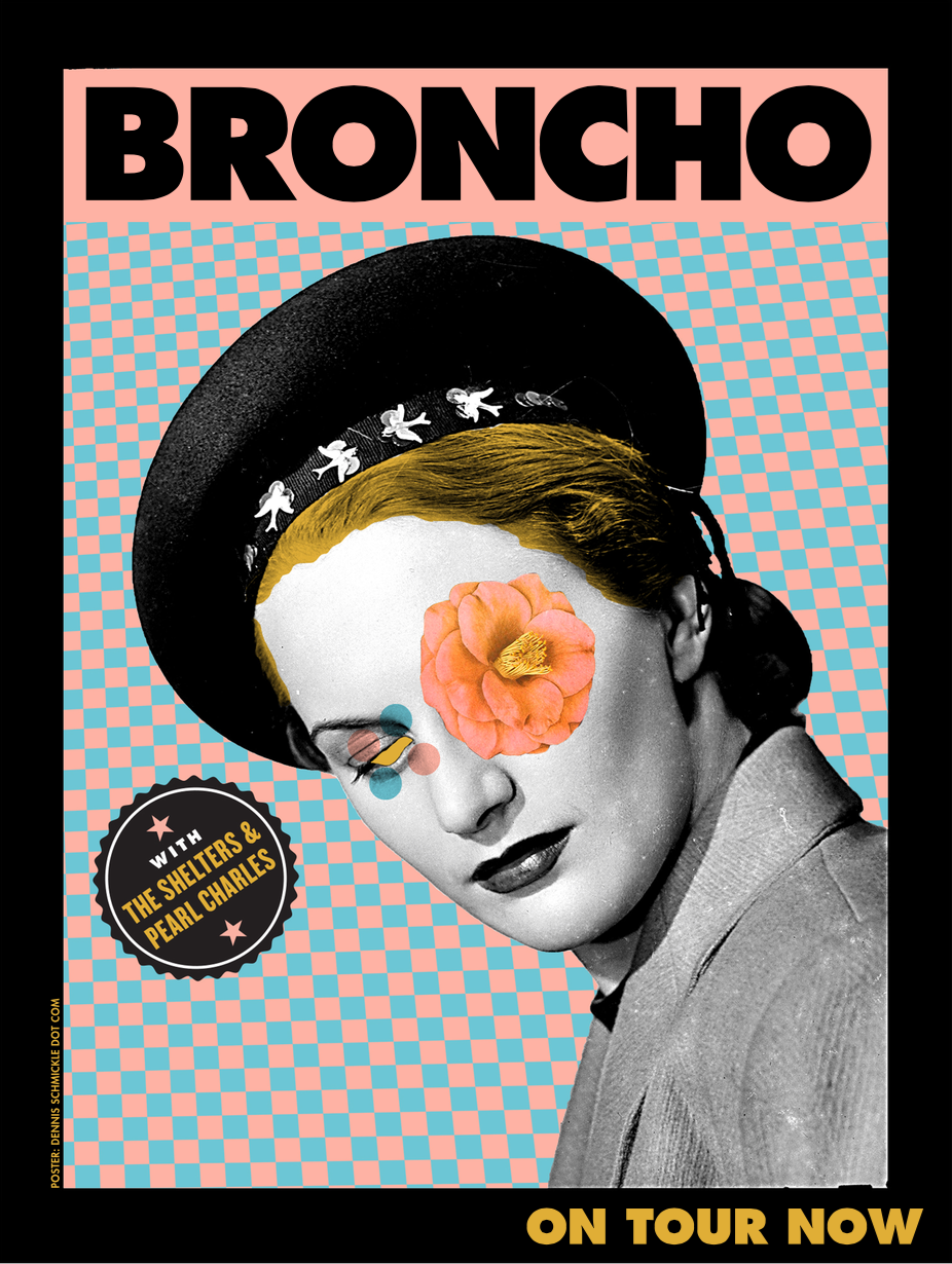 BRONCHO_Fall_Tour_Poster_Supports